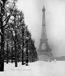 D. Kessel, Paris in the Snow