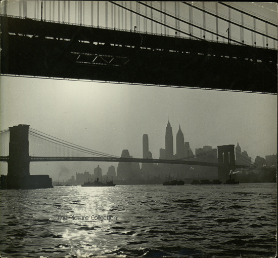 14846974 Andreas Feininger (Port Of New York) US, New York 1946 - The Picture Collection