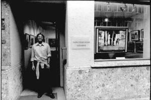 Galerist Stephen Hoffman - 2002 bei der Gründung der Galerie für Fine Art Photography